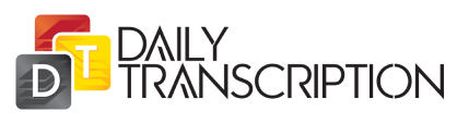 DailyTranscription_logo_NT_blk